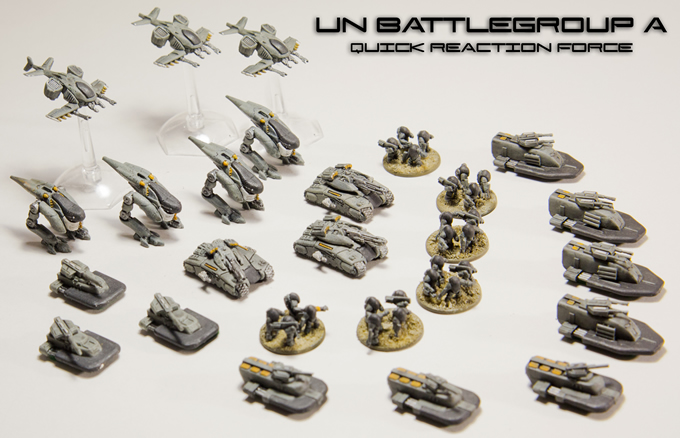 UN Battlegroup