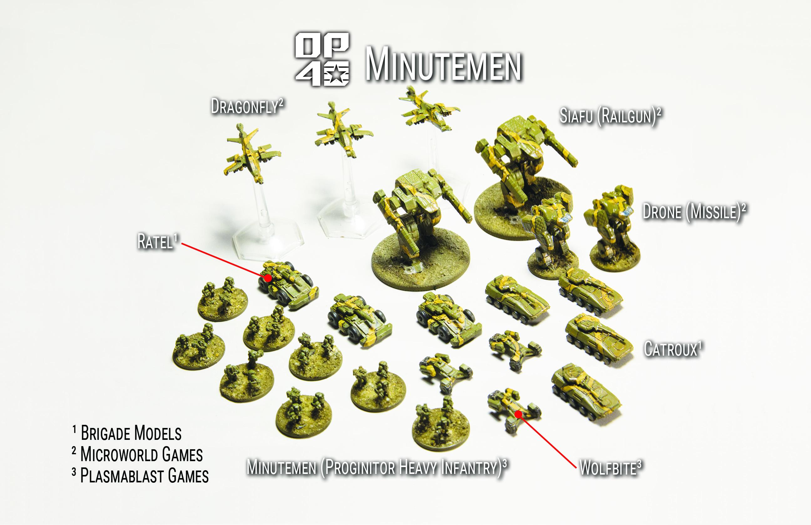 OPFOR Minutemen